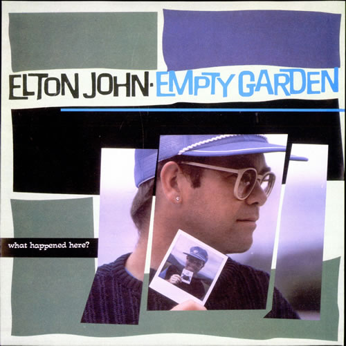 elton john empty garden 105489 mike 39 s daily jukebox mike 39 s daily jukebox