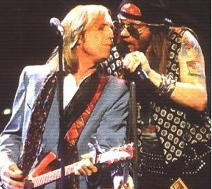 Unlikely Duets Of 80′s Songs:  Axl Rose with Tom Petty, Lionel Richie with Sugarland, Ray Parker Jr