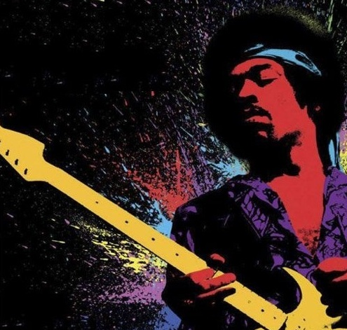 Guitar Heroes: new Hendrix, George Harrison, Jeff Beck
