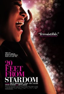20 FEET FROM STARDOM:   Movie Review, Darlene Love, Lisa Fischer, Merry Clayton