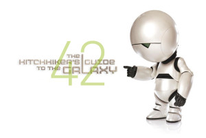 42 hitchhikers guide to universe