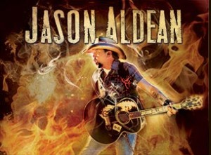 Jason Aldean Burn It Down Tour