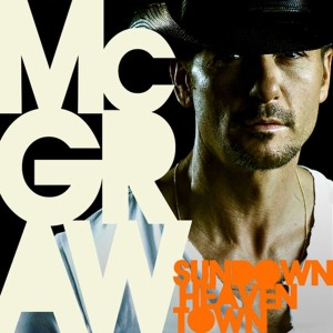 Tim McGraw CD cover