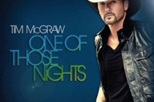 Tim McGraw Slaps A Fan, New CD Artwork