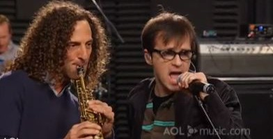 Trivia: Which Weezer Video Included Kenny G and Hayley Williams?