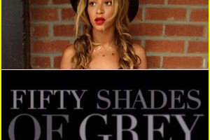 """50 Shades Of Grey:  Beyonce's """"Crazy In Love"""""""