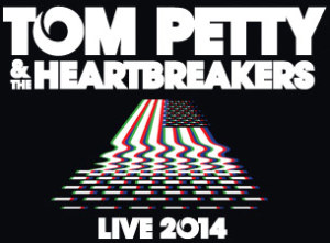 Tom Petty Tour 2014