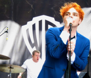 Gerard Way Hesistant Alien