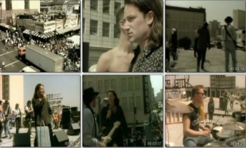 U2 Where The Streets Video
