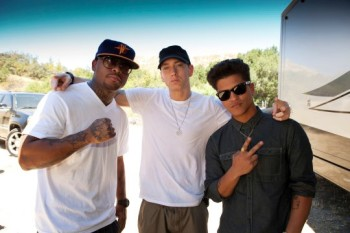 eminem-and-bruno-mars-filming-lighters-video