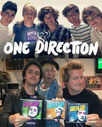 one direction green day