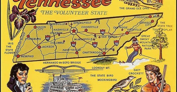 """Top 10 Songs Of """"Tennessee"""""""