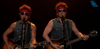 jimmy fallon bruce springsteen