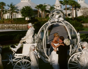 Walt Disney World Princess Wedding