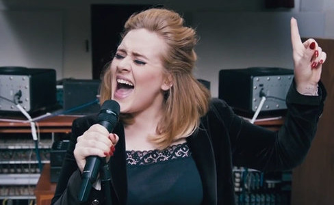 Adele 25:   Top 5 Songs (including 2 surprises!)