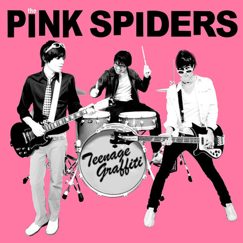 The Pink Spiders Modern Swinger Photo